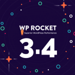 WP Rocket 3.4 is now available