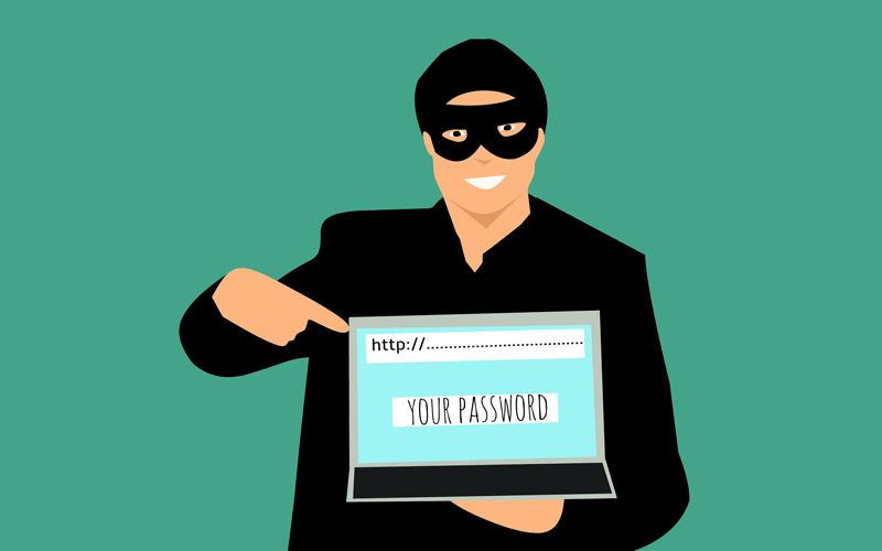 Hackers can do phishing on your website
