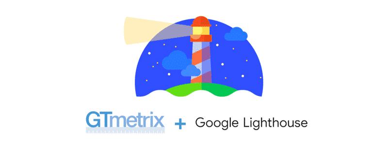 GTmetrix and Lighthouse