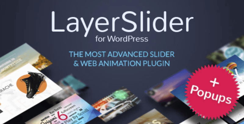 LayerSlide Fastest WordPress Plugin