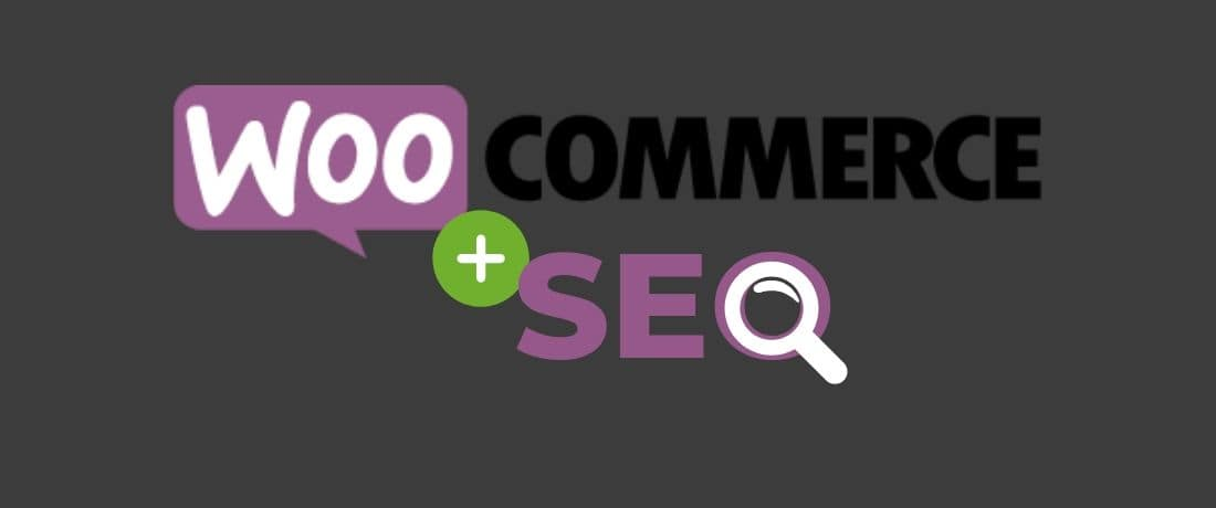WooCommerce and SEO logo