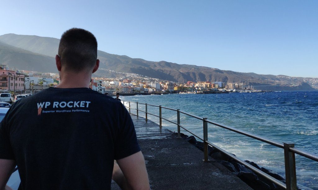 Piotr - WP Rocket Level 2 Support - in Tenerife