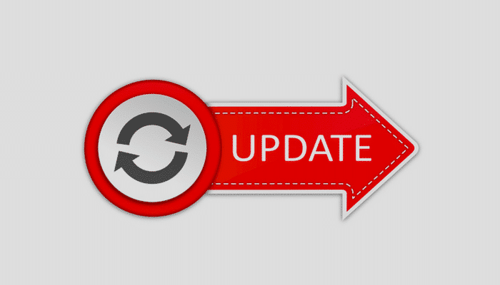 Regular update
