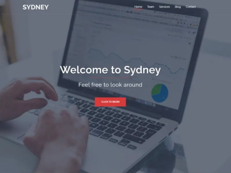What are the fastest free WordPress Themes - Sydney