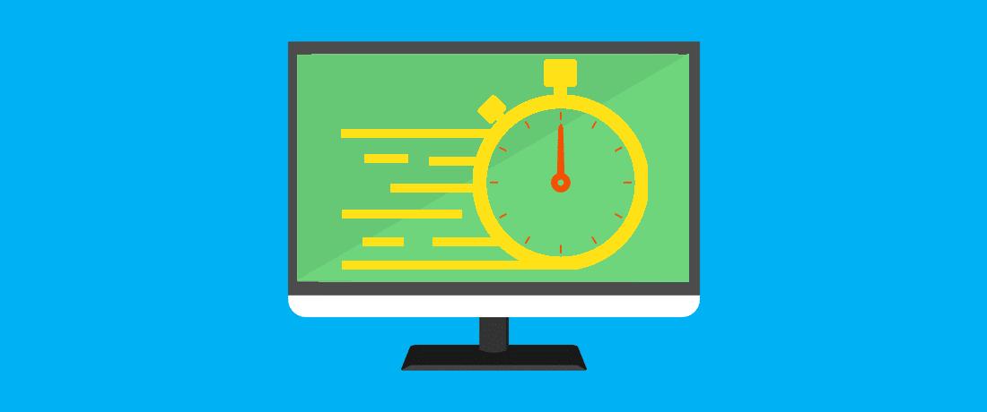 Testing DNS Server Response Time