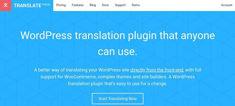 TranslatePress is among the fastest WordPress translation plugins