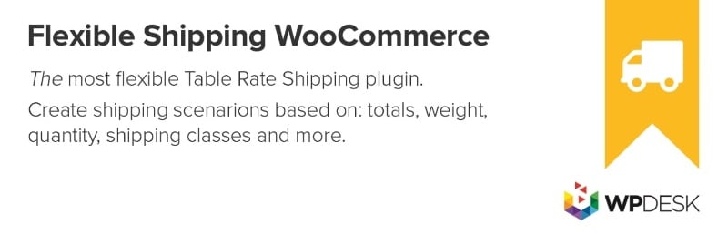 Flexible Shipping WooCommerce plugin