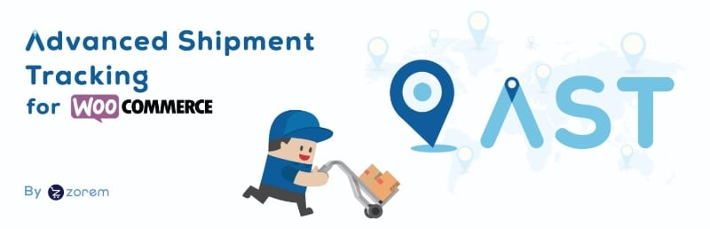 Advanced Shipment Tracking WooCommerce plugin