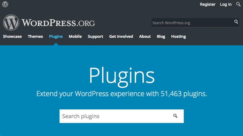 wordpress.org plugin repository