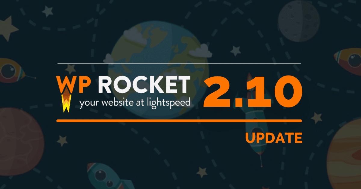 WP Rocket 2.10