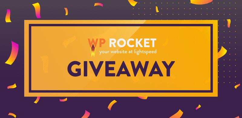 Gagner une licence WP Rocket gratuite