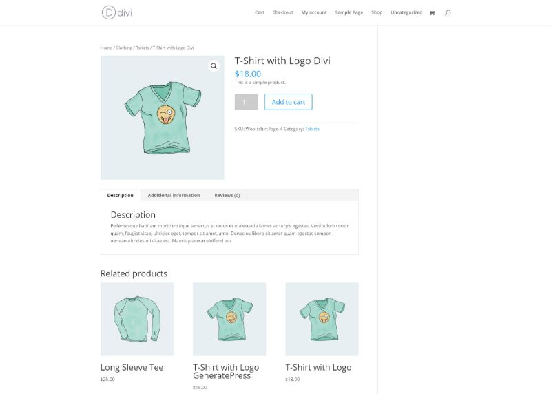 divi fastest woocommerce theme 10