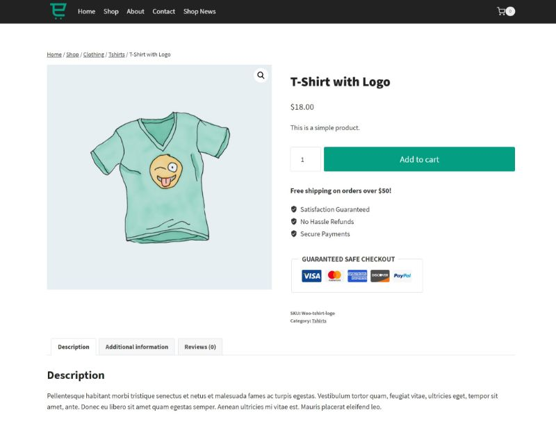 kadence fastest woocommerce theme 5