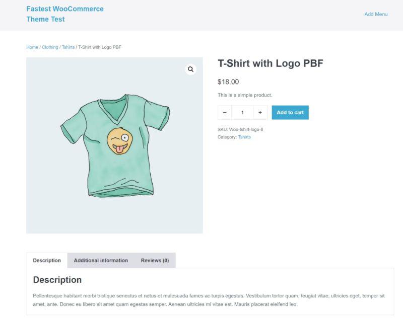 page builder framework fastest woocommerce theme 3