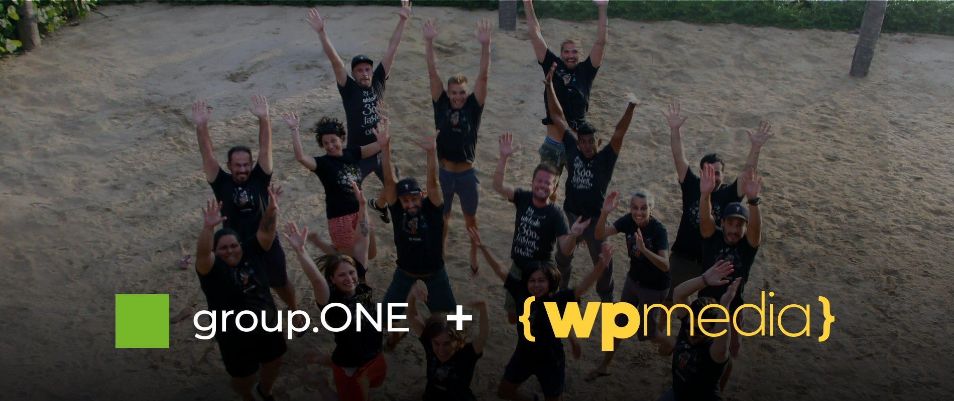 WP Media is joining group ONE