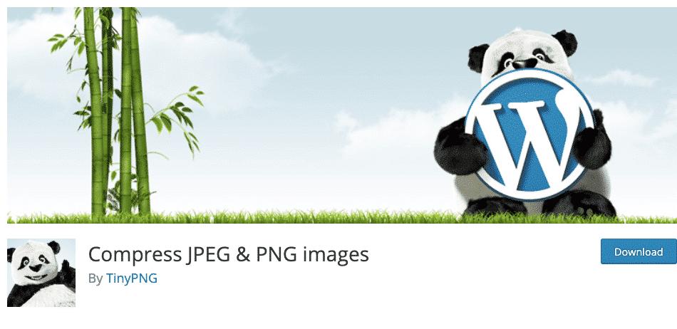 Compress JPEGa & PNG images